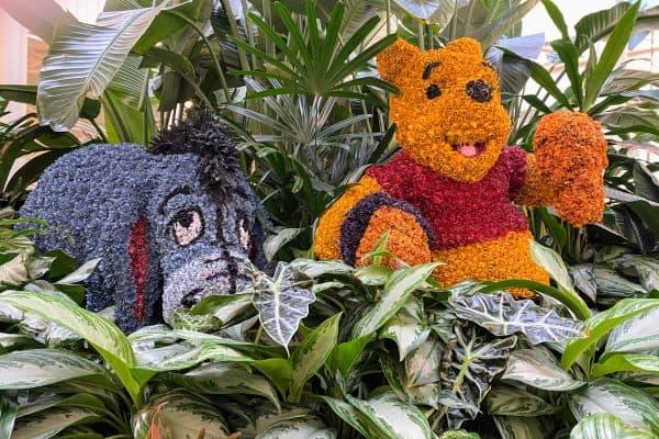 Winnie the Pooh at Crystal Palace