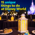 15unique 115x115 - 15 unique things to do at Disney World (and some are even free)