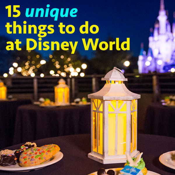 15 Unique Things To Do At Disney World And Some Are Even Free