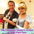 The Character Queen's review of 1900 Park Fare