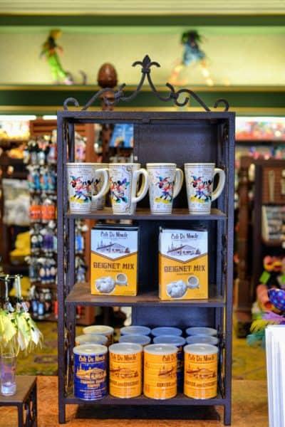 Unique souvenirs at Disney World