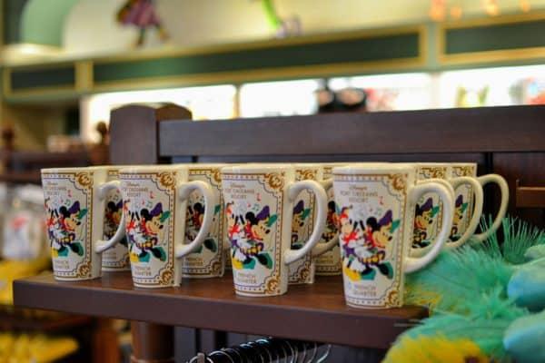 Port Orleans French Quarter mugs