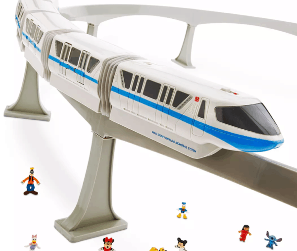 Monorail toy