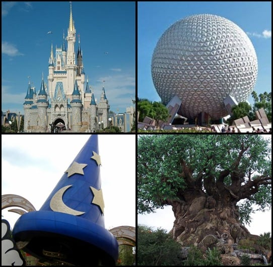 4parks - A trip plan for doing Disney World with toddlers