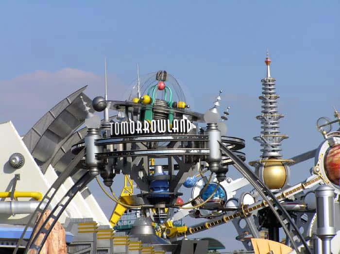tomorrowland - Disney World for techie geeks