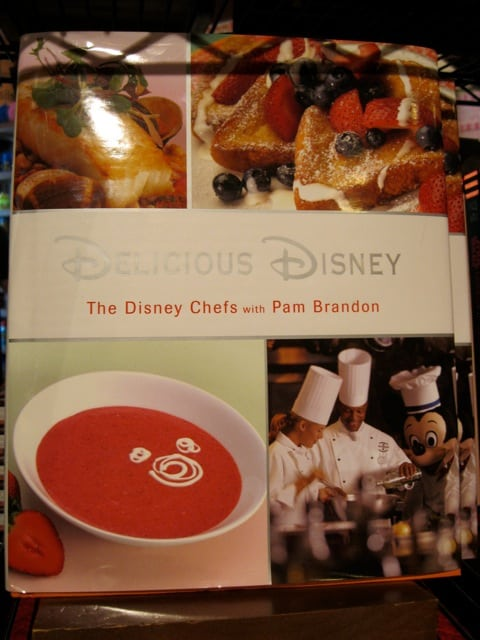disneycookbook - 20 unique Disney World souvenir ideas