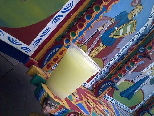 limoncello - Drinking your way through Disney World