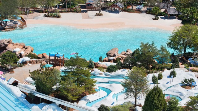 Blizzard Beach or Typhoon Lagoon