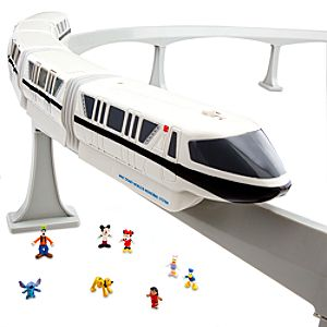 monorailplayset - 20 unique Disney World souvenir ideas