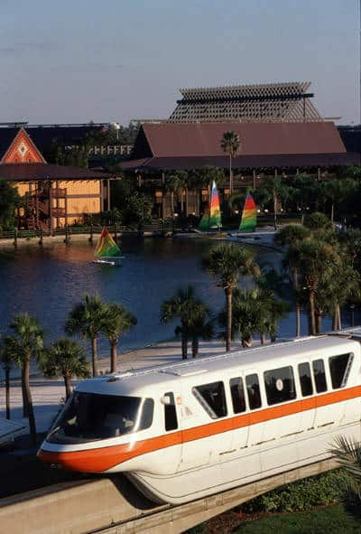 polymonorail - A trip plan for doing Disney World with toddlers