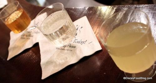 saketastingflight - Drinking your way through Disney World