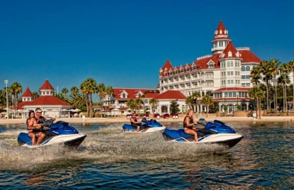 jetski 600x388 - 15 unique things to do at Disney World (and some are even free)