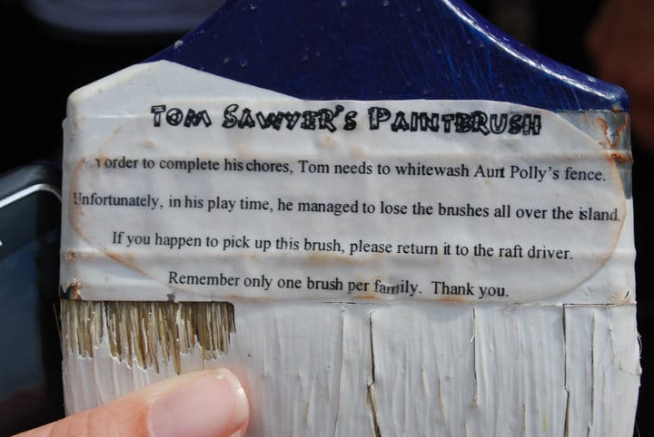 tomsawyerpaintbrush - Things that don't exist at Disney World anymore