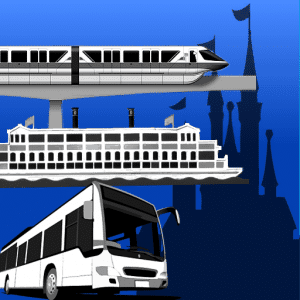 How To Navigate With Disney World Transportation Prep007