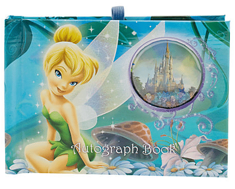 autographbook2 - Gift ideas for Disney World-bound families
