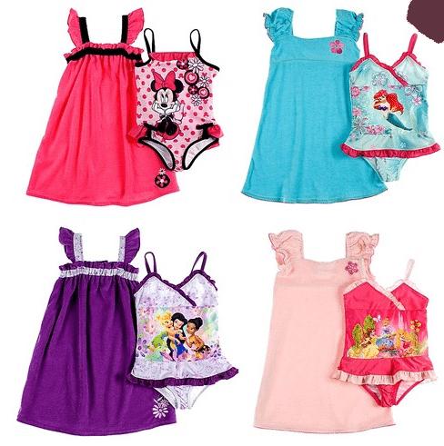 disneygirlsswimsuits1 - Gift ideas for Disney World-bound families