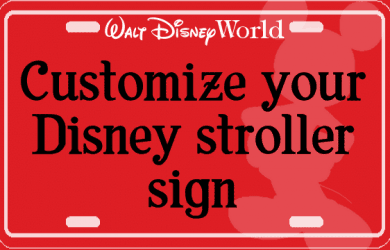 strollersignheader 390x250 - Customize and print your own Disney World stroller tags