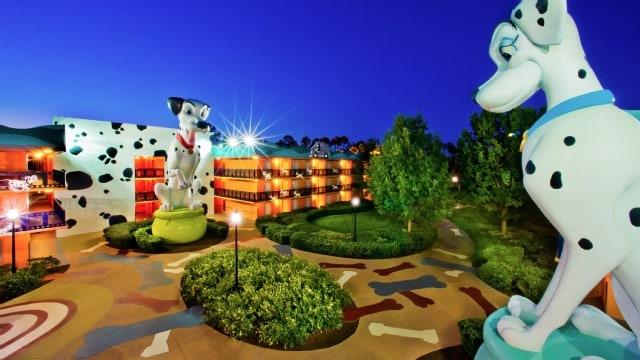 Disney world value resorts all star movies