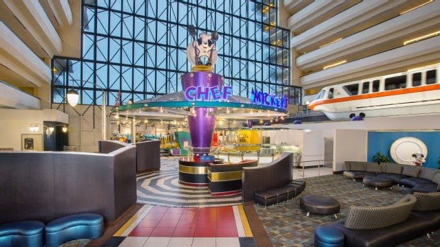 contemporary resort gallery02 - The best 8-day Disney World itinerary for families