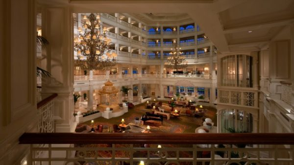 grand floridian resort and spa gallery02 600x338 - Resorts for families of 5 at Disney World (from least to most expensive)