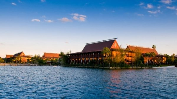 polynesian resort gallery04 600x338 - Resorts for families of 5 at Disney World (from least to most expensive)