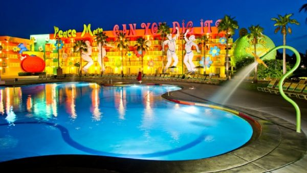 pop century resort gallery03 600x338 - The best 8-day Disney World itinerary for families
