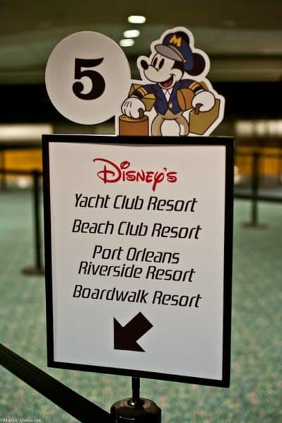 DMEline 400x600 - How Magical Express works at Disney World