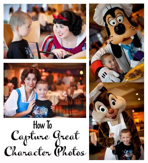 Katrina CaptureGreatCharacterPhotos - Photography ideas and tips for your Disney World trip