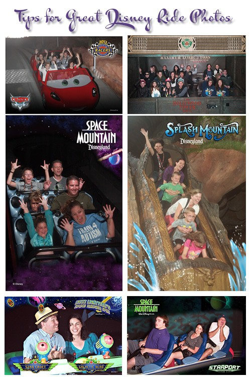 Tips for Getting Great Disney Ride Photos CapturingMagic - Photography ideas and tips for your Disney World trip