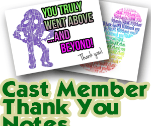 headerthankyounotes 300x250 - How to thank Disney World Cast Members