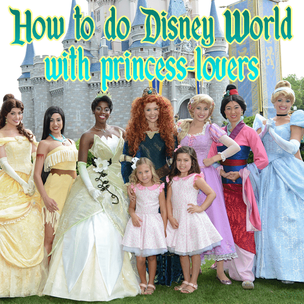 Disney World for princess-lovers