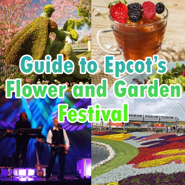 Guide to Epcot's Flower and Garden Festival