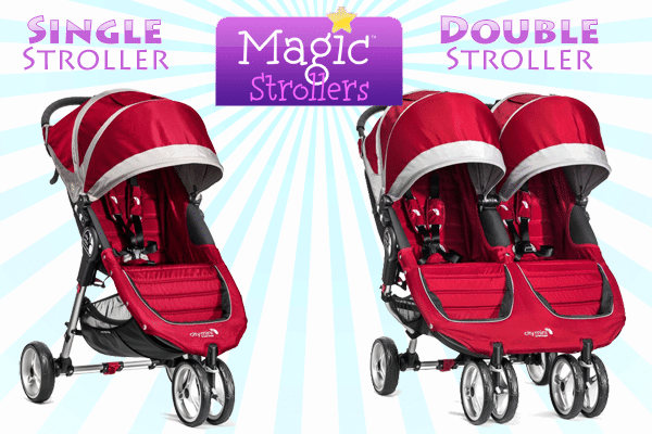 Disney World strollers - Magic Strollers