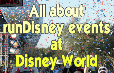 rundisneysquareheader 390x250 - Answers to your runDisney questions