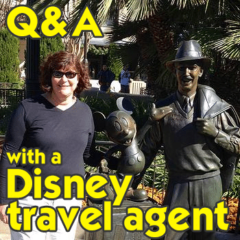 Q & A with a Disney travel agent