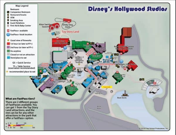 Complete guide to Disney\'s Hollywood Studios