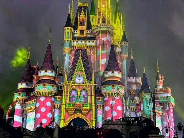 Castle projections