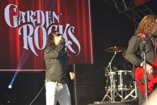 Garden Rocks concert
