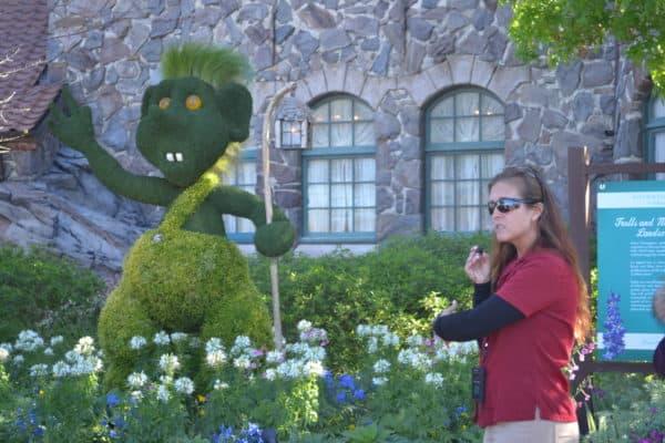 Gardens of the World tour