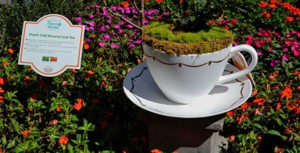 English Tea Garden