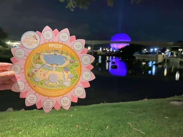 Scavenger hunt for Flower and Garden Festival