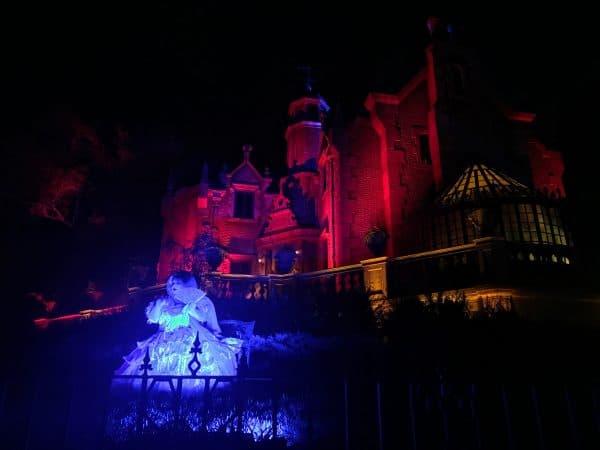 Haunted Mansion MNSSHP