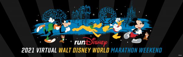 2021 Virtual Walt Disney World Marathon