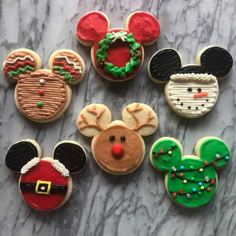 Disney cookies