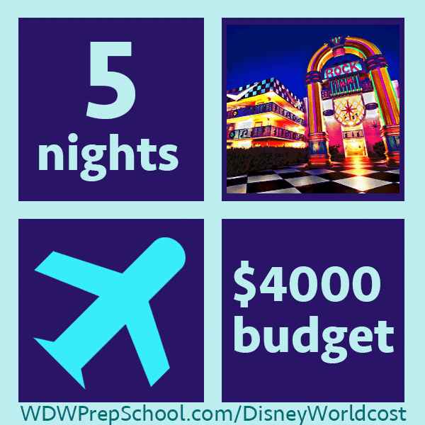 How Much Does It Cost To Go To Disney World? Example Trips