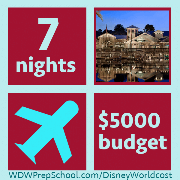 5000example1 - How much does it cost to go to Disney World? Example trips from $2,000-10,000.