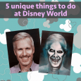 5uniquethings 115x115 - 5 unique things to do at Disney World - PREP107