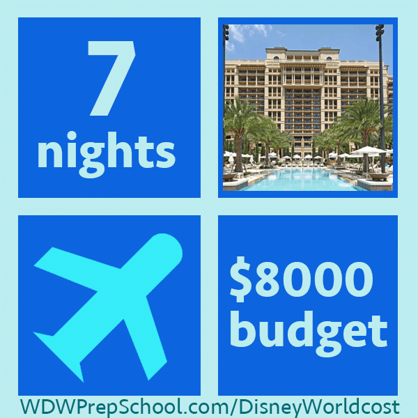 8000example2 - How much does it cost to go to Disney World? Example trips from $2,000-10,000.