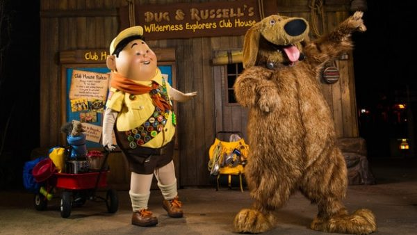 AK character meet russell dug 00 600x338 - A guide to all Animal Kingdom rides and attractions