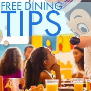 adaf5536fe97 7 Disney Free Dining Tips for 2019 (w dates it s been offered)